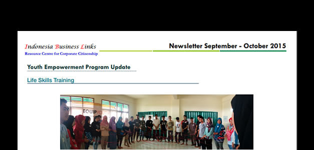E-Newsletter September – October 2015