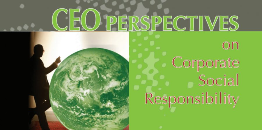CEO Perspective on CSR