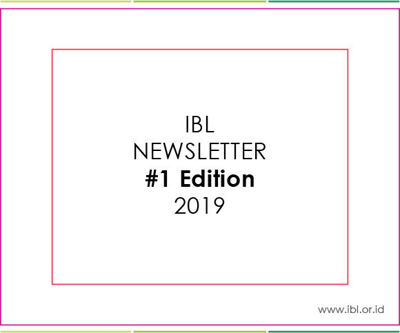 IBL Newsletter 2019 - 1st Edition